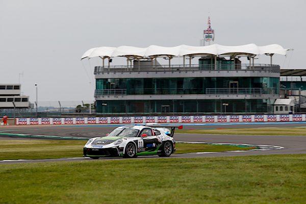 Porsche Mobil 1 Supercup, Silverstone 2020  #11 Moritz Sager (A, Dinamic Motorsport)