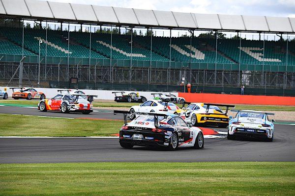 Porsche Mobil 1 Supercup, Silverstone 2020  #14 Mateo Llarena (GT, MRS GT-Racing)